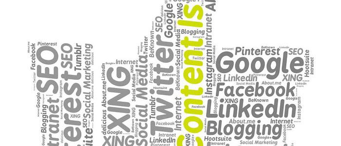 Marketing on-line